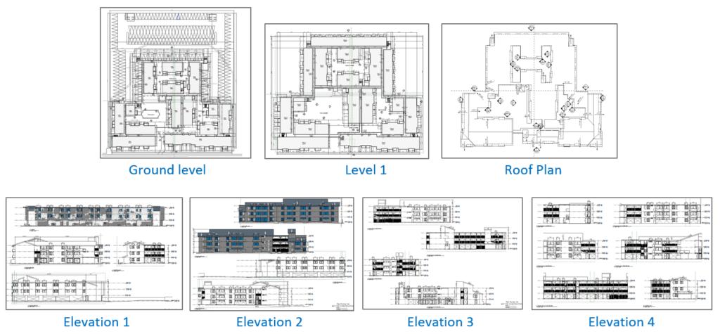 2d construction documents
