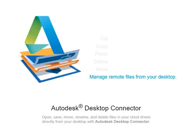 Autodesk Desktop Connector - Kelar Pacific