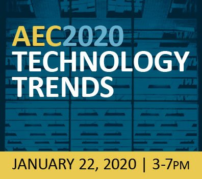 AEC2020 Tech Trends image for posts