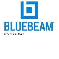 Bluebeam Revu Gold Partner logo