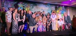 2019 ASA San Diego Award winners group photo
