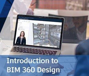 Introduction to BIM 360 Design Webinar image