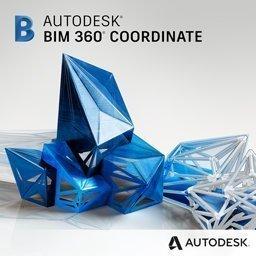 autodesk product badge for BIM 360 Coordinate