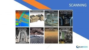 Presentation slide for the 3D laser scanning webinar highlight Leica scanners