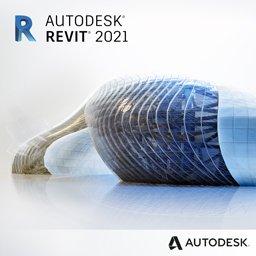 Autodesk Revit 2021 badge