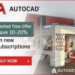 AutoCAD 10-20% off image