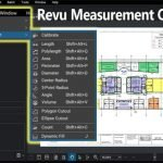 bluebeam revu measurements panel screen shot