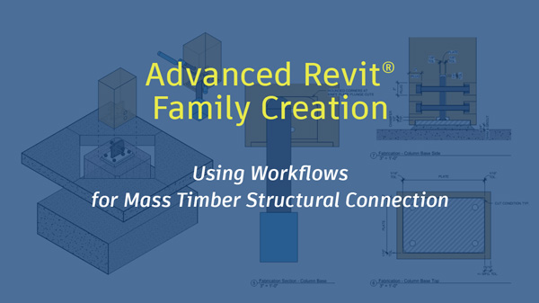 advanced revit family creation webinar image