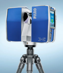 Faro X330 3D Scanner