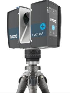 Faro S350 3D Scanner